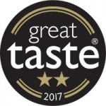 Lavinton wins Great Taste Award 2-star 2017!