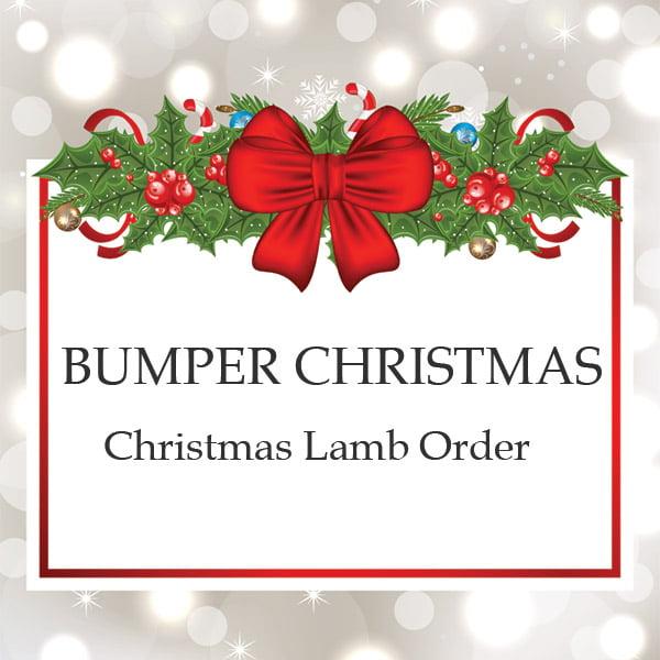 bumper-christmas lamb