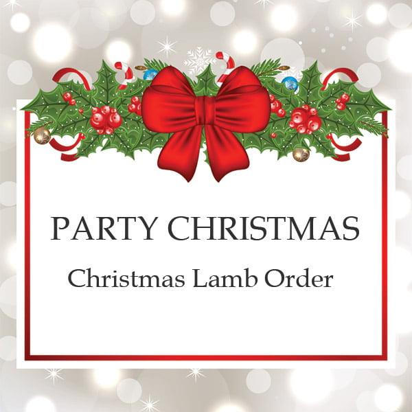 party-christmas lamb