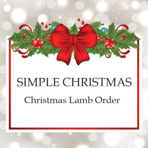 simple-christmas lamb