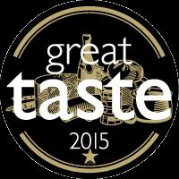 Great taste award 2015